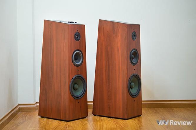 Đánh giá GoldSound W360: Loa cây, chuyên dụng cho karaoke gia đình ảnh 6