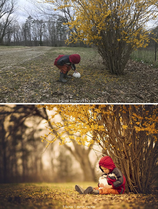 """Chùm ảnh so sánh sự khác nhau giữa """"tay mơ"""" và thợ chụp ảnh chuyên nghiệp ảnh 4"""