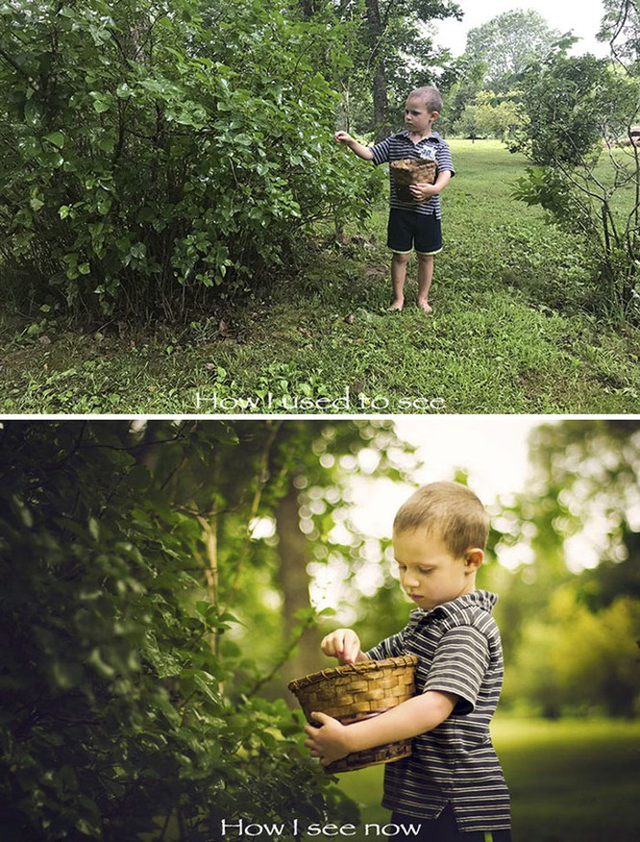 """Chùm ảnh so sánh sự khác nhau giữa """"tay mơ"""" và thợ chụp ảnh chuyên nghiệp ảnh 5"""