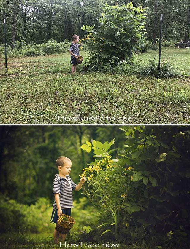 """Chùm ảnh so sánh sự khác nhau giữa """"tay mơ"""" và thợ chụp ảnh chuyên nghiệp ảnh 11"""