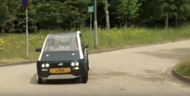 Sinh viên Hà Lan chế tạo xe ô tô điện có thể tự phân hủy sinh học ảnh 5