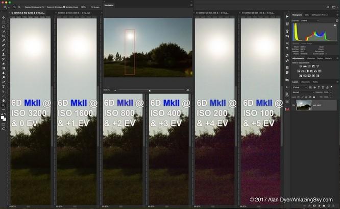 Lại thất vọng với chất lượng ISO trên Canon 6D Mark II ảnh 4