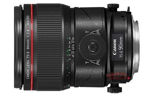 Lộ ảnh Canon 85mm f/1.4L IS và 3 ống kính macro tilt-shift mới ảnh 4