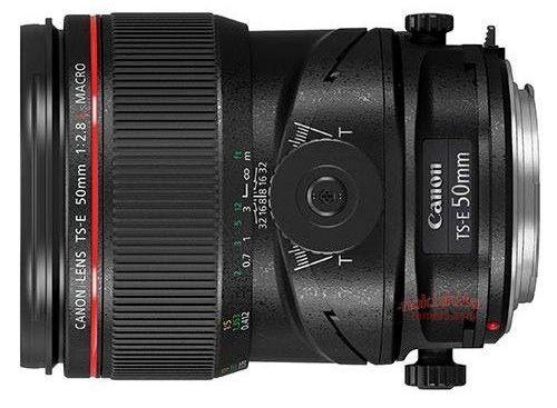 Lộ ảnh Canon 85mm f/1.4L IS và 3 ống kính macro tilt-shift mới ảnh 6