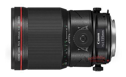Lộ ảnh Canon 85mm f/1.4L IS và 3 ống kính macro tilt-shift mới ảnh 2