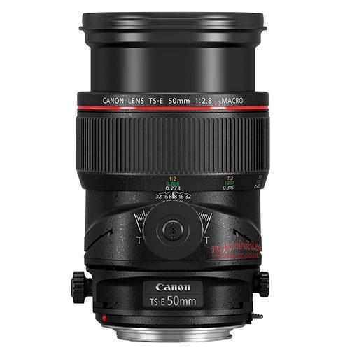 Lộ ảnh Canon 85mm f/1.4L IS và 3 ống kính macro tilt-shift mới ảnh 7