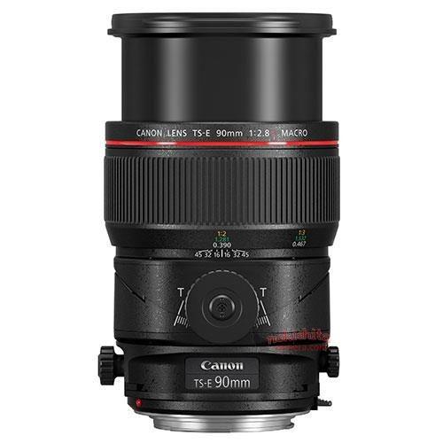 Lộ ảnh Canon 85mm f/1.4L IS và 3 ống kính macro tilt-shift mới ảnh 5