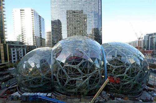 Amazon chuan bi xay dung tru so thu 2 tri gia 5 ty USD