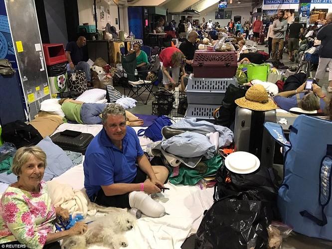 """""""Quái vật"""" Irma cuồng nộ khiến Florida (Mỹ) tan hoang ảnh 12"""