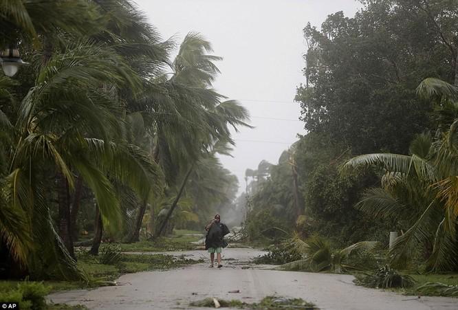 """""""Quái vật"""" Irma cuồng nộ khiến Florida (Mỹ) tan hoang ảnh 3"""