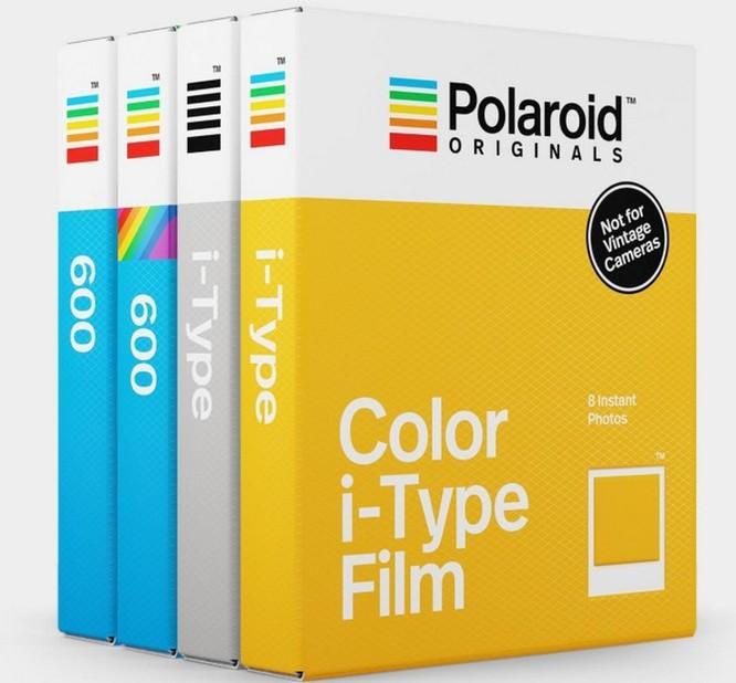 Sau 10 năm, Polaroid quay trở lại sản xuất máy ảnh film ảnh 4