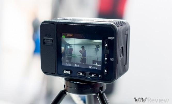 Cận cảnh Sony RX0 tại Việt Nam: Camera siêu nhỏ dùng ống kính Zeiss ảnh 3