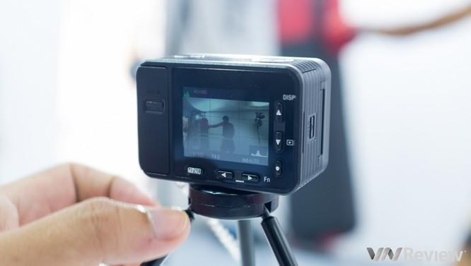 Cận cảnh Sony RX0 tại Việt Nam: Camera siêu nhỏ dùng ống kính Zeiss ảnh 7
