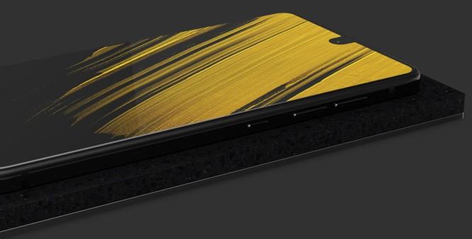Chiếc điện thoại Essential Phone sẽ có mô-đun tai nghe 3.5mm ảnh 1