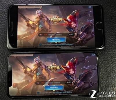 Ảnh nền game trên iPhone X cũng sẽ đẹp hơn các dòng máy khác.