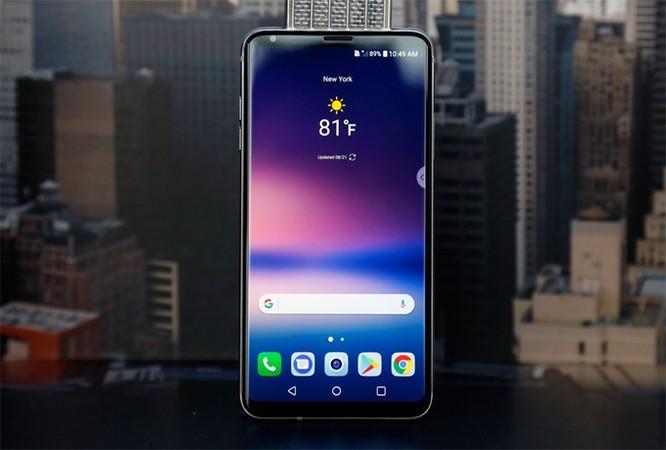 10 smartphone xuất sắc cho dịp cuối 2017 ảnh 4
