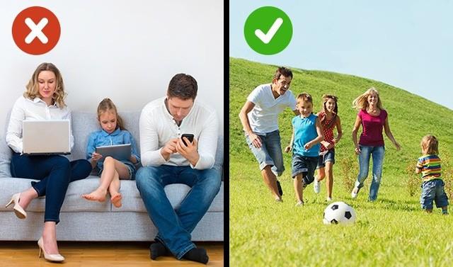 """6 mẹo để trẻ không bị """"nghiện"""" dùng iPhone, iPad ảnh 2"""
