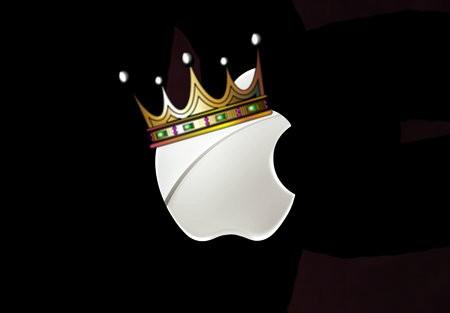 Hiểu được vị thế của người dẫn đầu, Apple chẳng việc gì phải liều với những tính năng mới.