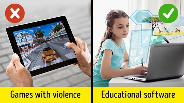 """6 mẹo để trẻ không bị """"nghiện"""" dùng iPhone, iPad ảnh 3"""