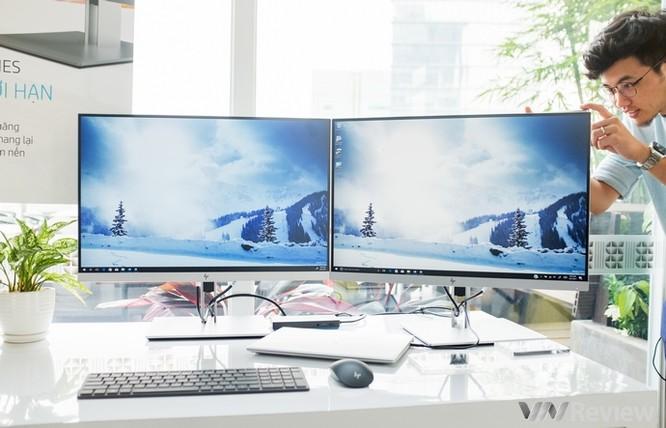 Loạt màn hình HP EliteDisplay mới dành cho giới văn phòng có giá từ 4 triệu đồng ảnh 1