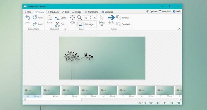 5 ứng dụng quay phim màn hình định dạng GIF cho Windows 10 ảnh 2