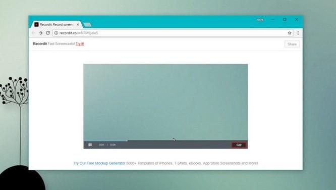 5 ứng dụng quay phim màn hình định dạng GIF cho Windows 10 ảnh 5