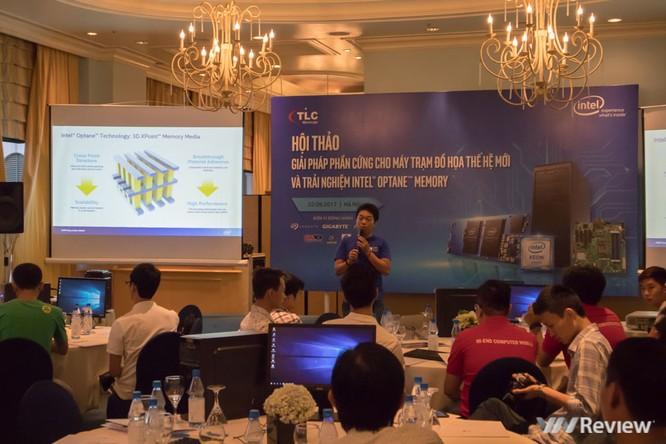 Những giải pháp phần cứng mới nhất của Intel cho máy trạm đồ họa ảnh 3