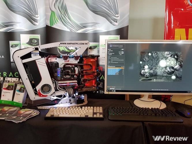 Những giải pháp phần cứng mới nhất của Intel cho máy trạm đồ họa ảnh 5