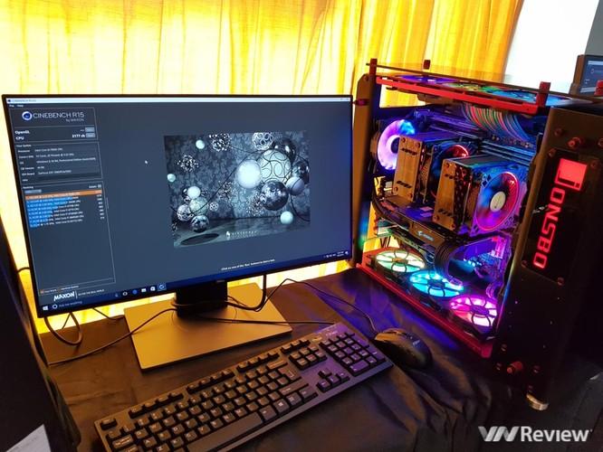 Những giải pháp phần cứng mới nhất của Intel cho máy trạm đồ họa ảnh 6