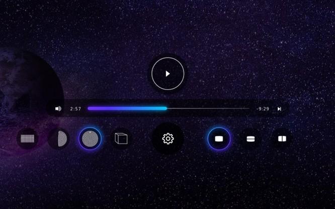 Opera 49 đã hỗ trợ phát nội dung thực tế ảo ảnh 2