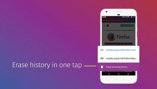 Firefox cho iOS thêm tính năng chống theo dõi, Firefox Focus cho phép đa nhiệm ảnh 1
