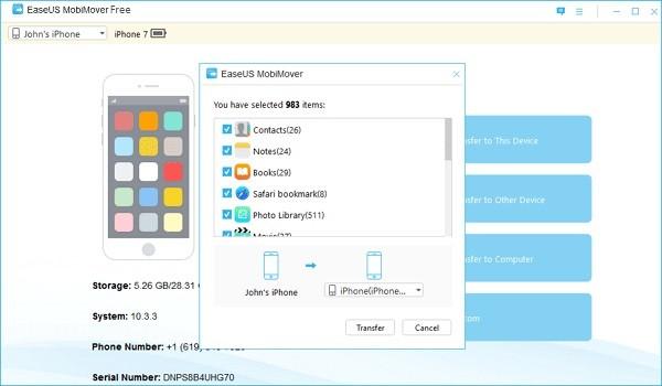 Chuyển dữ liệu dễ dàng từ iPhone cũ sang máy mới ảnh 4