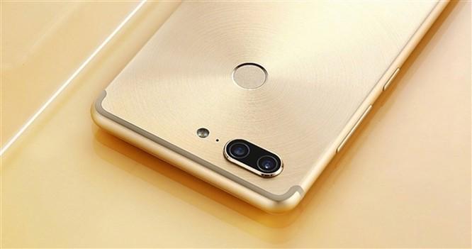 Gionee M7 ra mắt với camera kép, màn FullView, RAM 6GB ảnh 3