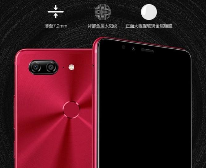 Gionee M7 ra mắt với camera kép, màn FullView, RAM 6GB ảnh 4