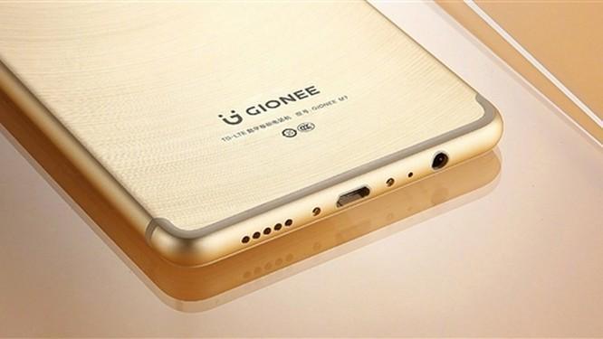 Gionee M7 ra mắt với camera kép, màn FullView, RAM 6GB ảnh 5