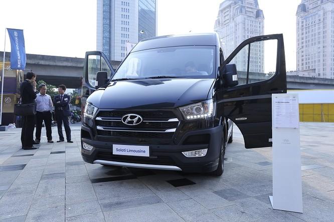 Hyundai Solati Limousine tại Việt Nam.