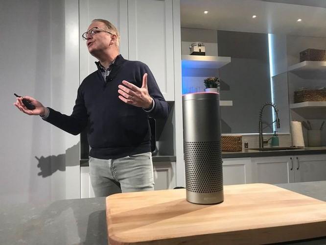 Amazon Echo 2 ra mắt: Nhỏ gọn hơn, âm thanh Dolby Atmos, giá rẻ hơn ảnh 2