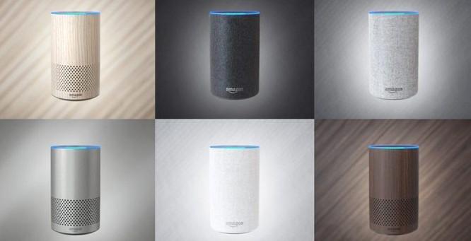 Amazon Echo 2 ra mắt: Nhỏ gọn hơn, âm thanh Dolby Atmos, giá rẻ hơn ảnh 1