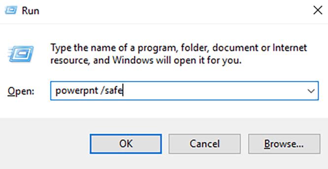 Tìm hiểu về chế độ Safe Mode trong Microsoft Office ảnh 2
