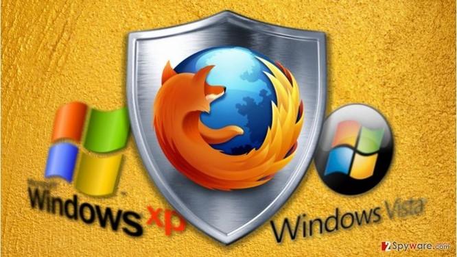 Mozilla xác nhận sẽ khai tử Firefox trên Windows XP và Vista vào năm sau ảnh 1