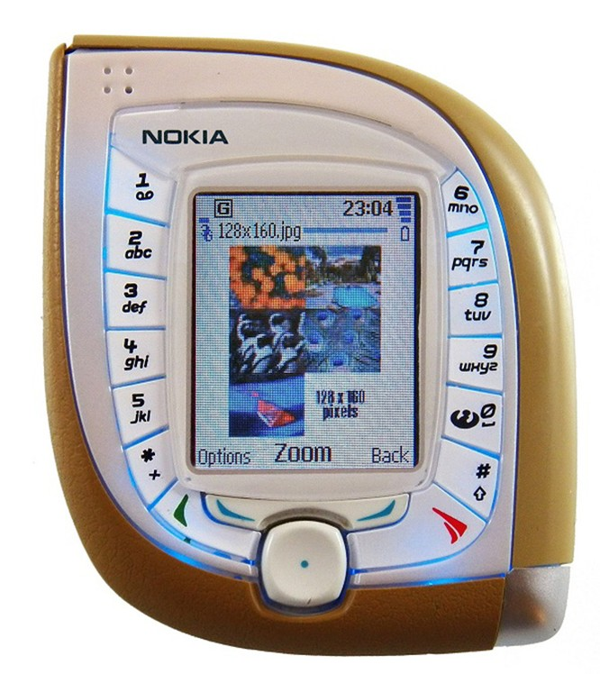 10 mẫu smartphone kỳ lạ nhất từng được sản xuất ảnh 2