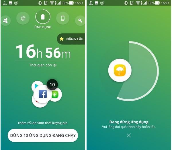 Ứng dụng giúp tối ưu và kéo dài thời lượng pin cho smartphone ảnh 2