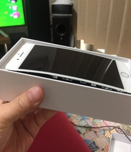 Thêm một sản phẩm bị bung màn hình, điều gì đang xảy ra với iPhone 8 Plus? ảnh 1