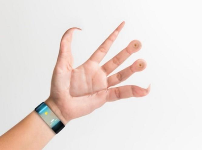 Đây là bàn tay con người nếu chúng được tiến hóa dành cho smartphone ảnh 1
