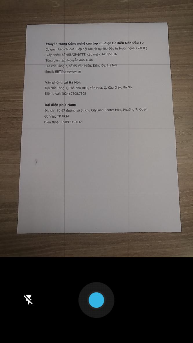 Cách tốt nhất để scan tài liệu bằng điện thoại, tablet ảnh 4