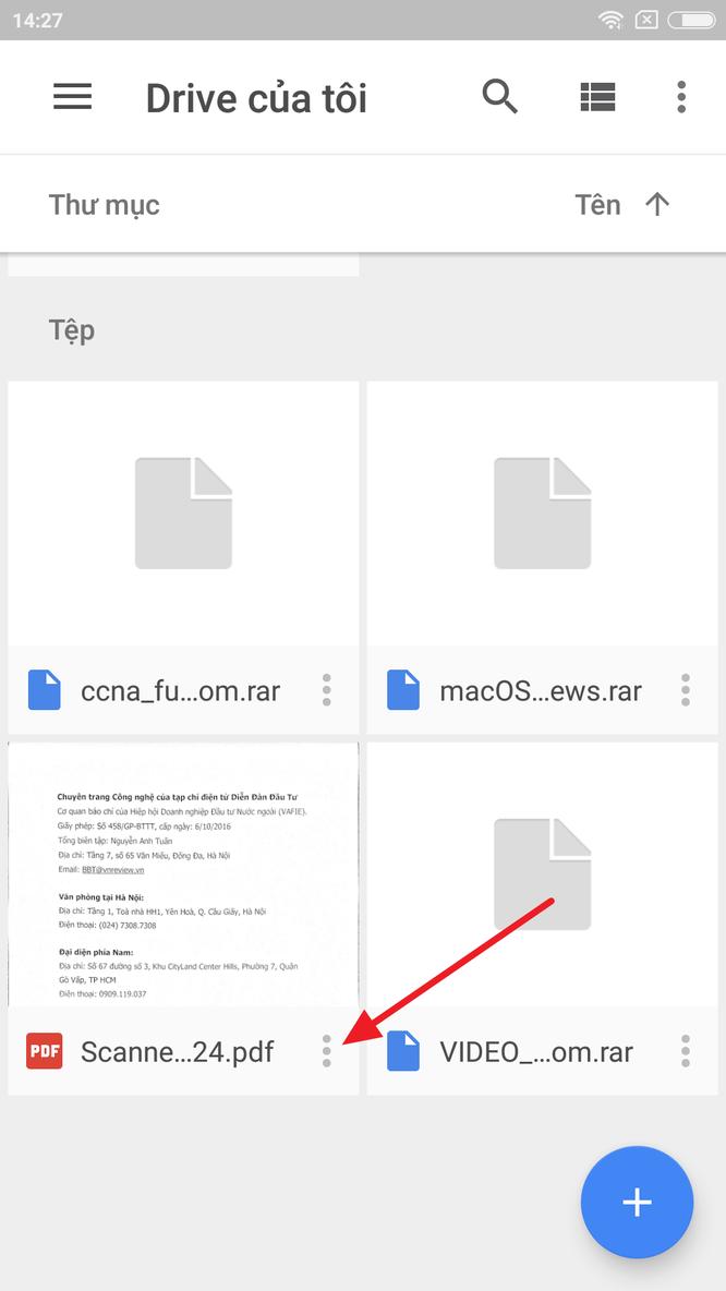 Cách tốt nhất để scan tài liệu bằng điện thoại, tablet ảnh 11
