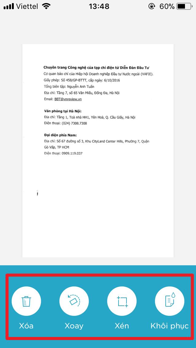 Cách tốt nhất để scan tài liệu bằng điện thoại, tablet ảnh 18