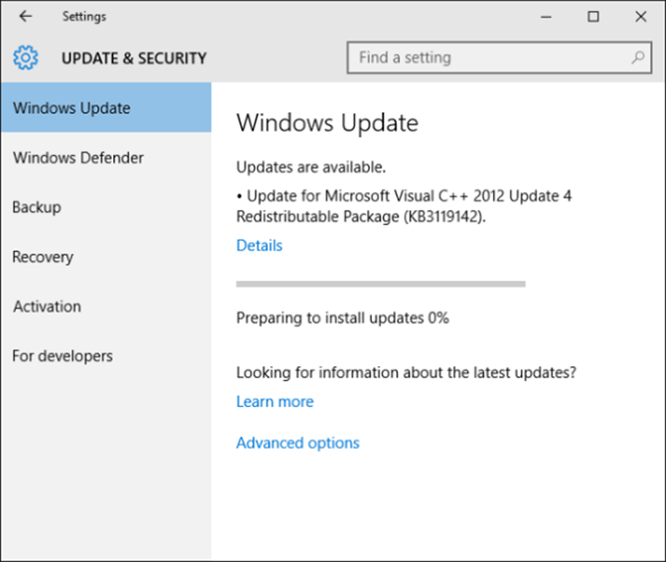 5 bước giải quyết các vấn đề liên quan Windows Update ảnh 1