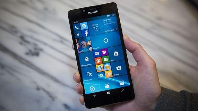 Lumia 535 là mẫu Windows Phone bán chạy nhất thế giới ảnh 3