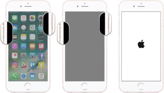 Cách khởi động lại mọi phiên bản iPhone ảnh 1